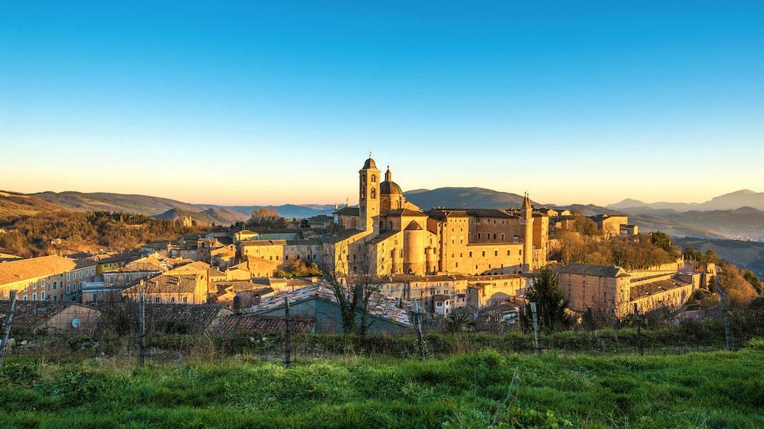 Worship Centers, City of Urbino