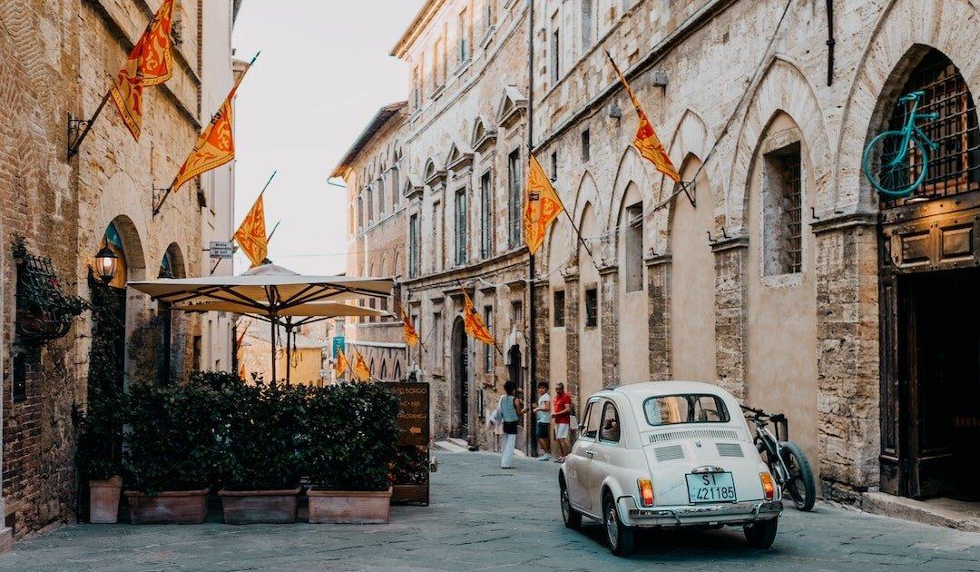 restaurants in siena italy