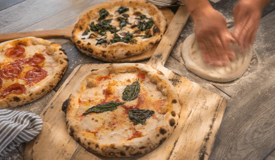 pizza in ascoli italy