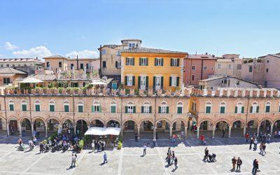 Escape to Le Marche on the Untold Italy Podcast