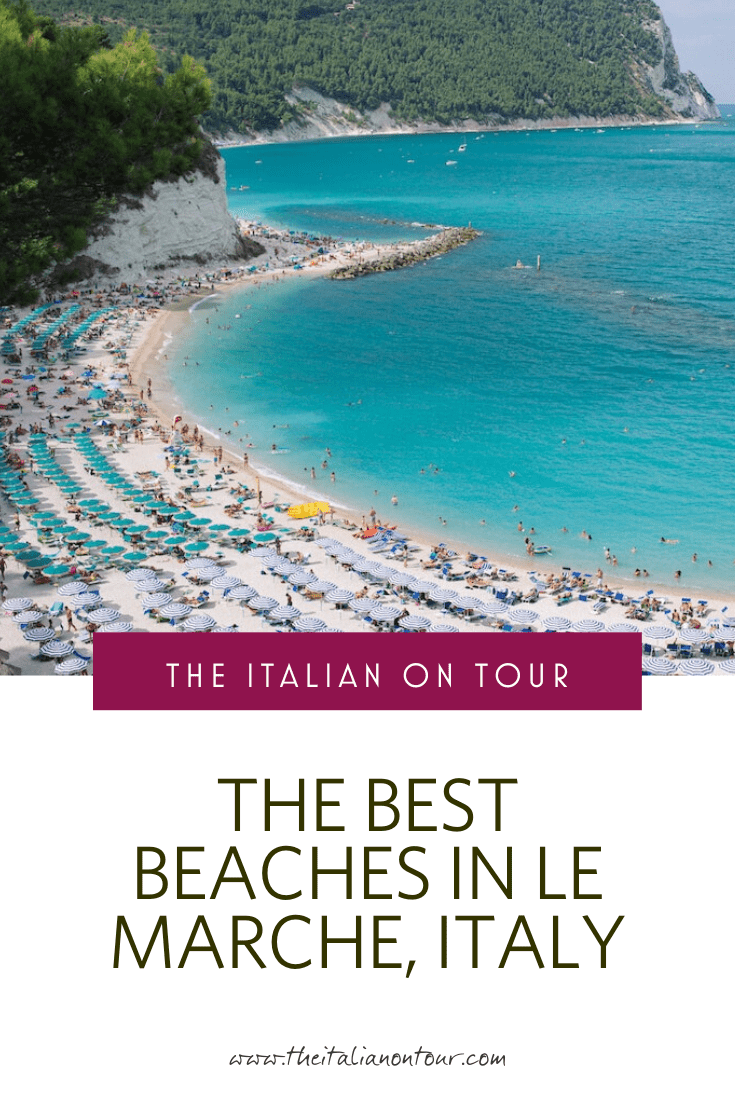 the best beaches in le marche italy the italian on tour
