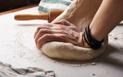 This Italian Pizza Dough Recipe will transport you to eating Pizza in Italy