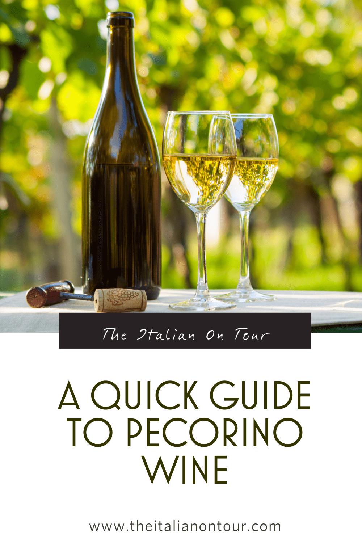 pecorino wine