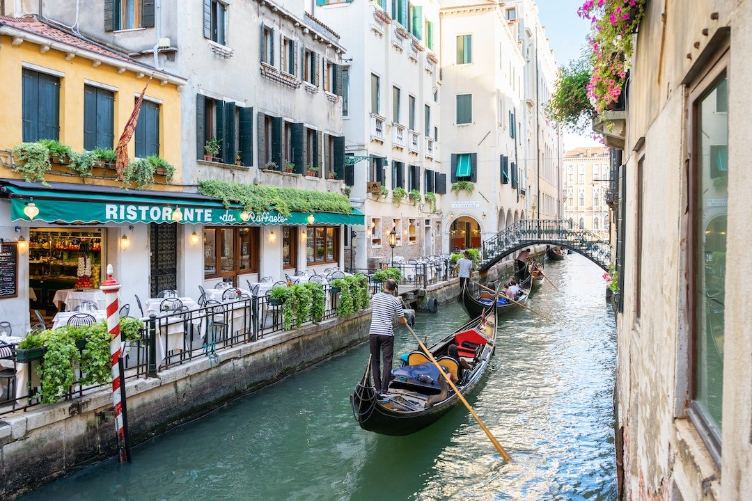 best restaurants in venice italy